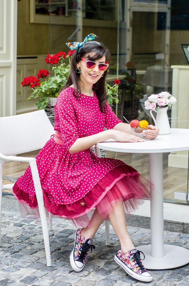 O vara de neuitat cu Mathilde! Pictorial din luna Mai al revistei TABU