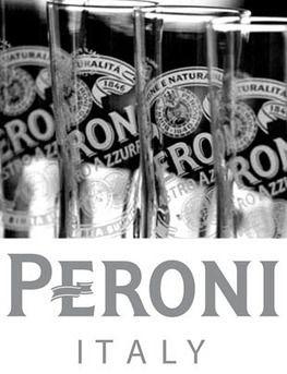 Peroni Expositie - Het Italiaans premium bier van Peroni, viert dit jaar 50 jaar Italiaanse stijl.