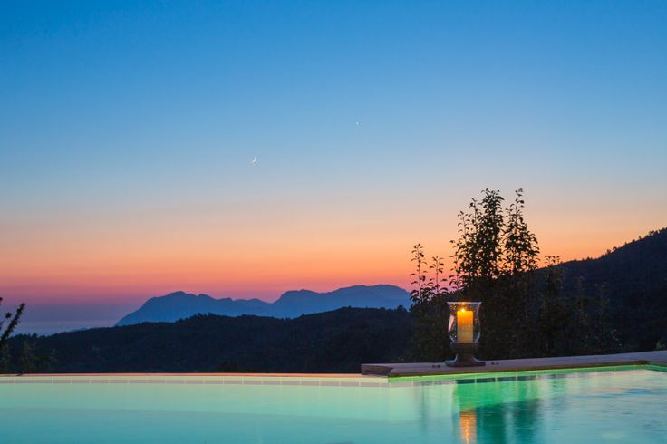 Exclusive mountain villa for rent  in Kalkan Turkey  http://www.overseascollection.com/kalkan_villas_turkey/villa-badem.html