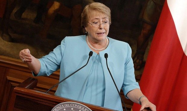 Michelle Bachelet (Foto: EFE)