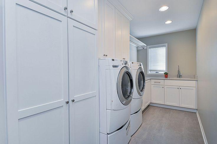Derek & Christine's Mudroom | Home Remodeling Contractors | Sebring Services