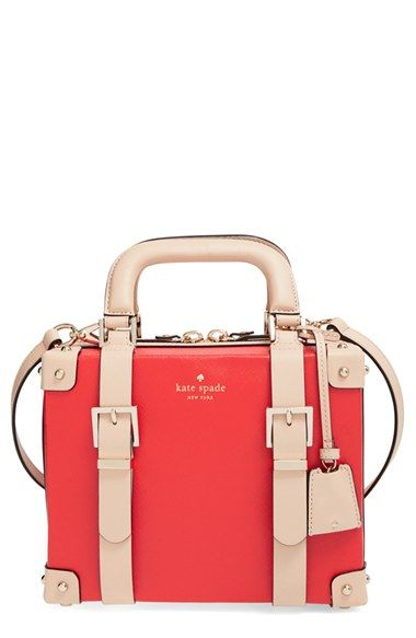 kate spade new york 'go fly a kite' luggage satchel available at #Nordstrom