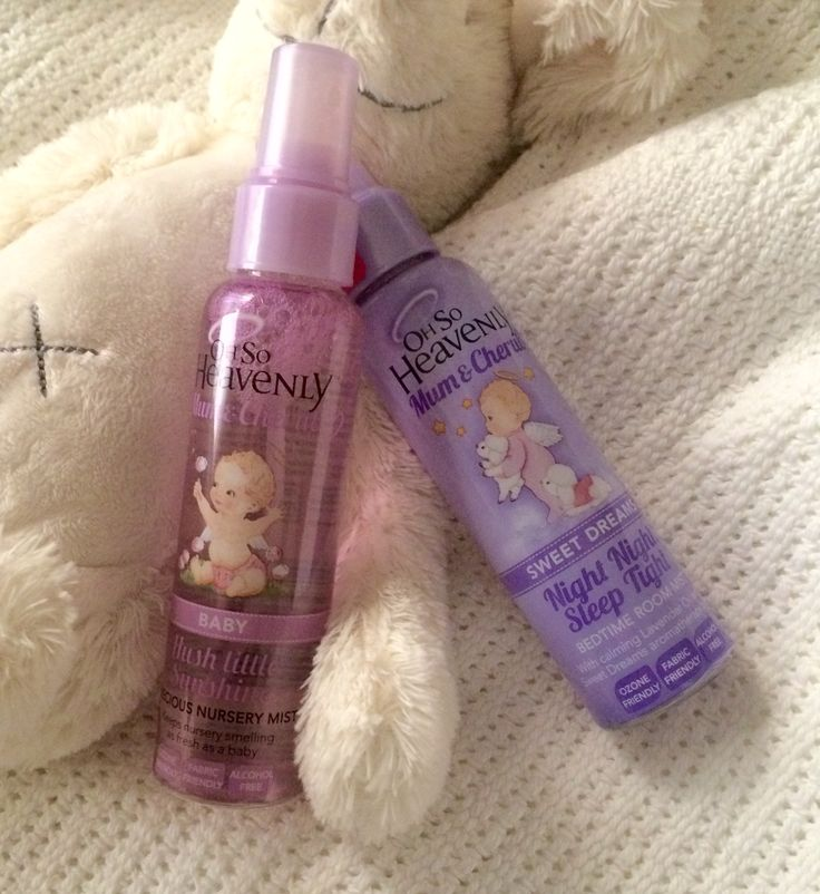{Review} Cruelty-Free Brands We Love: Oh So Heavenly The Night Night Sleep Tight Room Mist and Hush Little Sunshine Room Mist