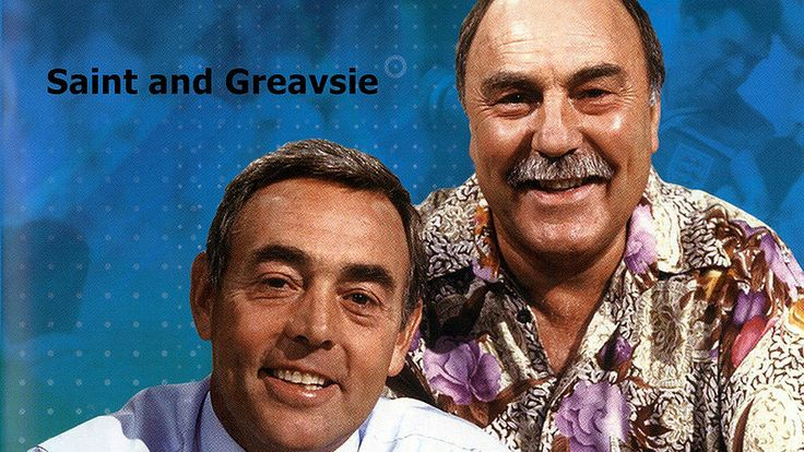 TV Shows We Used To Watch - Saint and Greavsie 1985-92