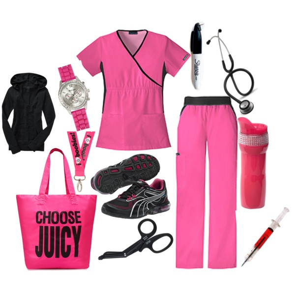 Work wear- well this is CUTE