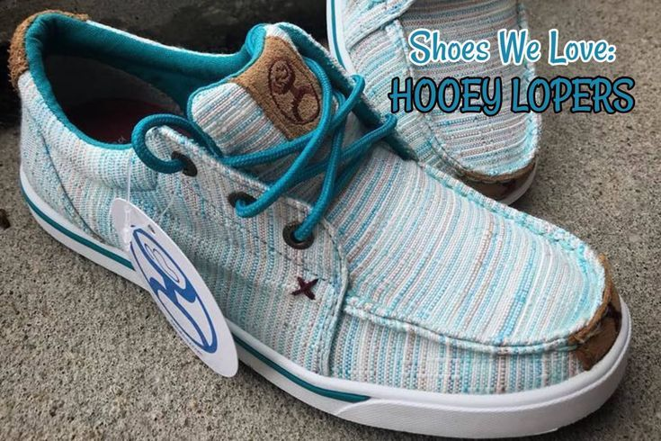 fb78cc81117 Shoes We Love  Hooey Lopers-the hottest shoe on the western market Twisted X