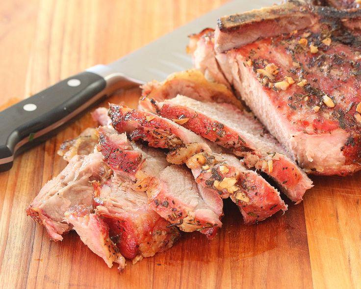 Easy carve pork shoulder recipe