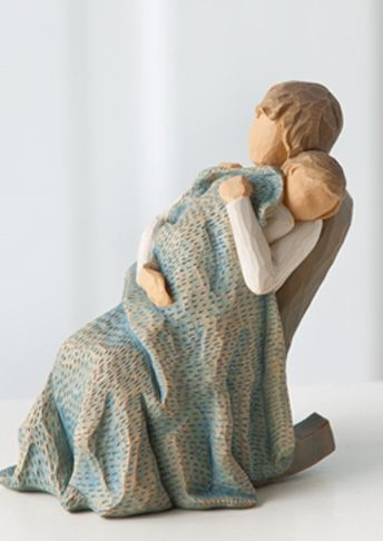 this is a new Willow tree figure for 2012..I love it!
