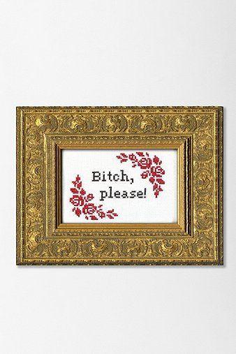 89 Best Subversive Cross Stitch Images On Pinterest