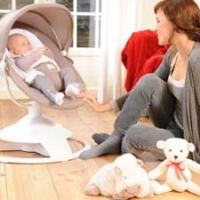 Wipstoelen & babyloungers als meubelstuk | Babystuf