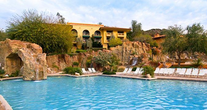 Pointe Hilton Tapatio Cliffs Resort, Phoenix, AZ Hotel - The Falls Water Village