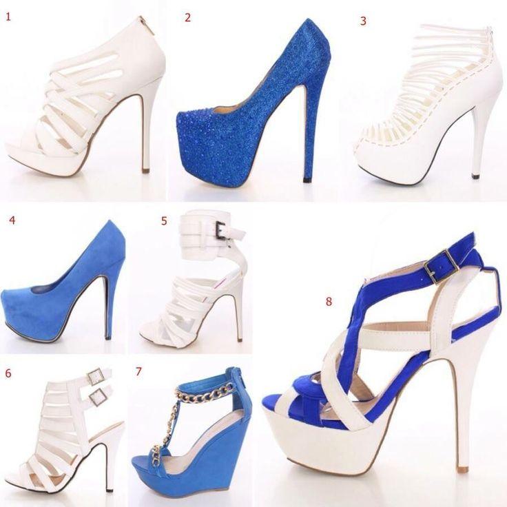 Ustedes ya me conocen me encanta el azul !