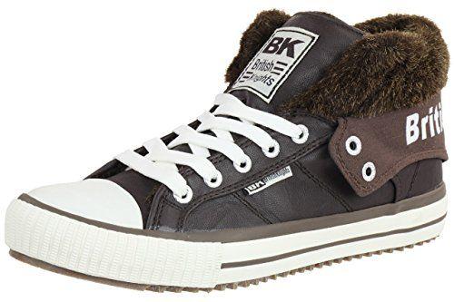 British Knights ROCO BK women trainer Sneaker B32-3750-04 brown winter, shoe size:EUR 39 British Knights http://www.amazon.co.uk/dp/B00Y7P9CTE/ref=cm_sw_r_pi_dp_6gMnwb101NDY1
