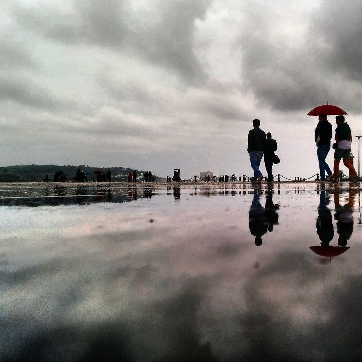 Les magnifiques photos de reflets de flaques de Guigurui  2Tout2Rien