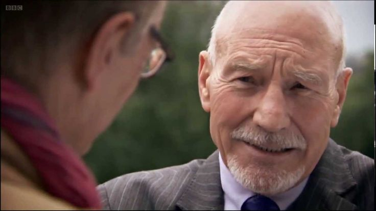 """""""Patrick Stewart Recites a Poem In His Native Yorkshire Dialect."""" YES!!!! I knew he spoke like I did."""