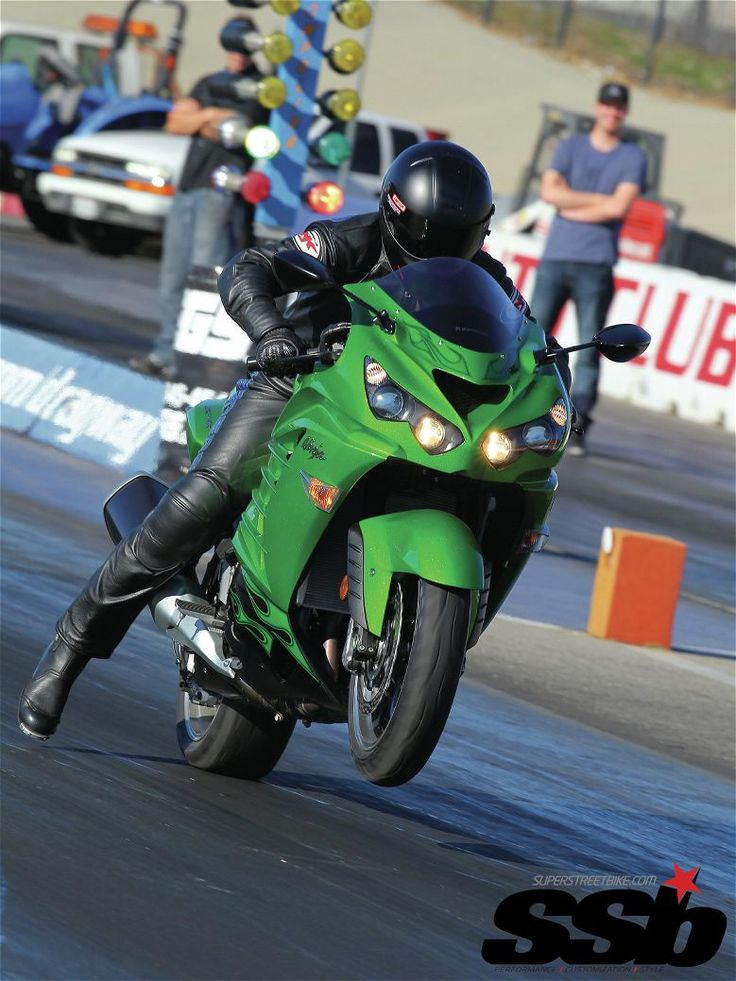 The Suzuki Hayabusa Has Ruled The Roost For Over A Decade, But Kawasaki  Just Fired Back With The Most Powerful Production Motorcycle Ever Built.