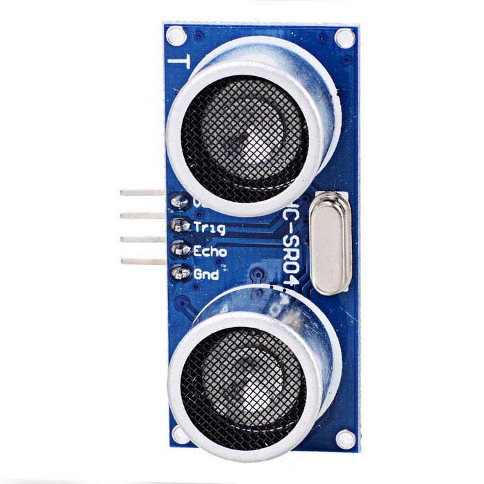 HC-SR04 Ultrasonic Sensor Distance Measuring Module - Blue