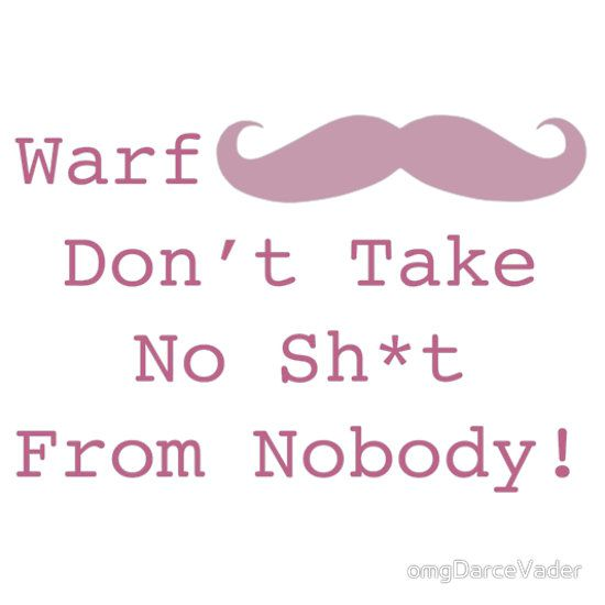 Warfstache Don't Take No Sh*t! Markiplier Quote -Design Available On T-Shirts, Phone Cases, Jackets, Stickers, and More!
