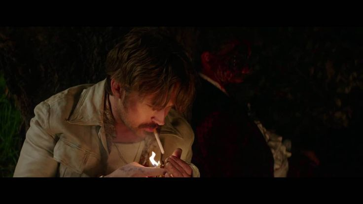 The Nice Guys - Dead body scene. Goslings Bud Abbott impression is perfect!!