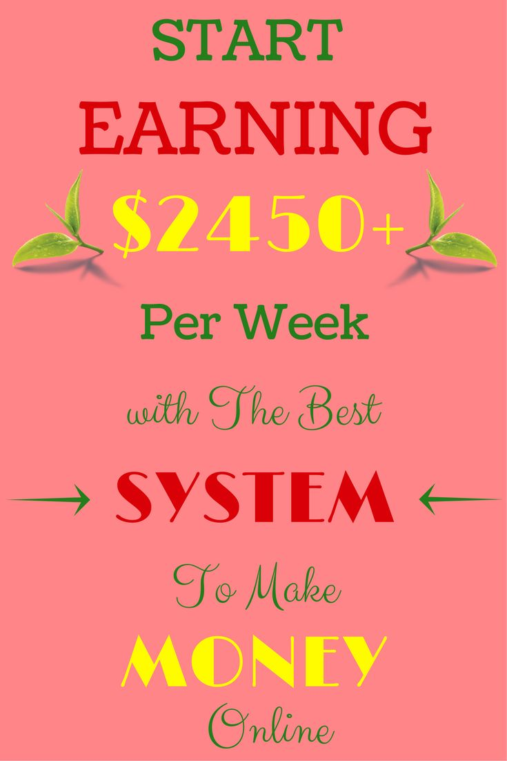 Who doesn't love making extra money? The best ways to make passive income online and Top Residual income ideas that could earn you thousands of dollars each Day ! Work from home and Make money online! Earn $2450 Per Week! Click the Pin to see how >>>