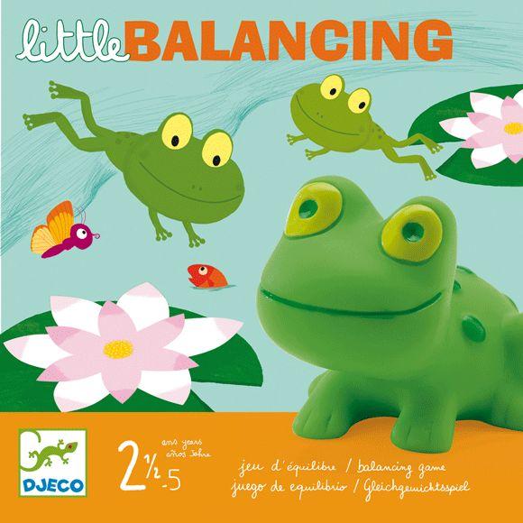 Egy kis egyensúlyozás társasjáték Djeco