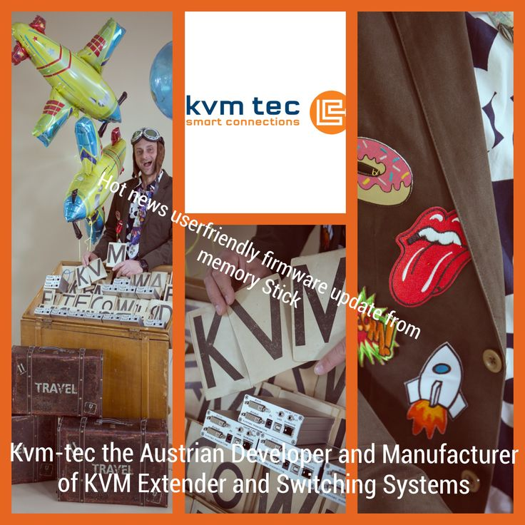 #ProductionHero #KVMExtender #KVMSwitch #kvmtec #MVX #SVX #ExtenderFiber Heroes of Innovation - wie proudly present you our production hero   Hot news #userfriendly #firmwareupdate from a #memorystick  kvm-etc the Austrian Manufacturer and Developer of KVM-extenders and KVM-Switching Systems