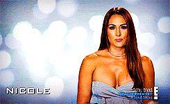Nicole on Total Divas