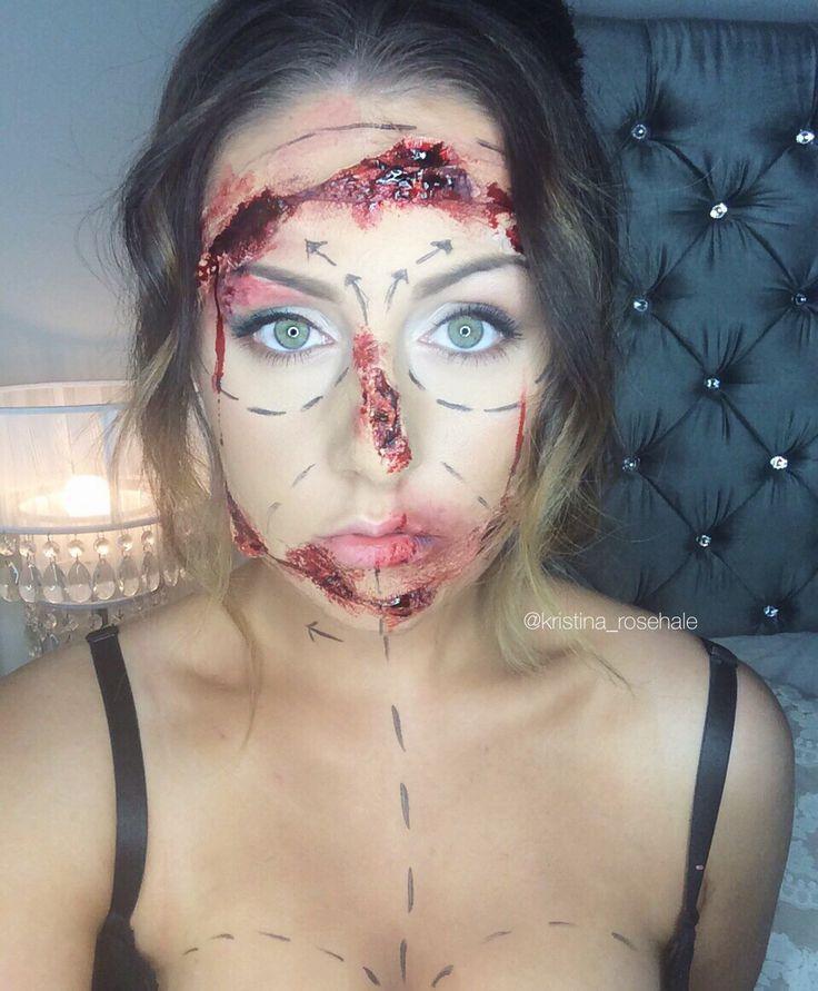 Botched Plastic Surgery SFX Makeup