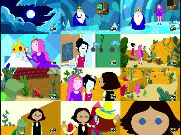 Adventure time episode 27 - Big brother season 9 episode 9