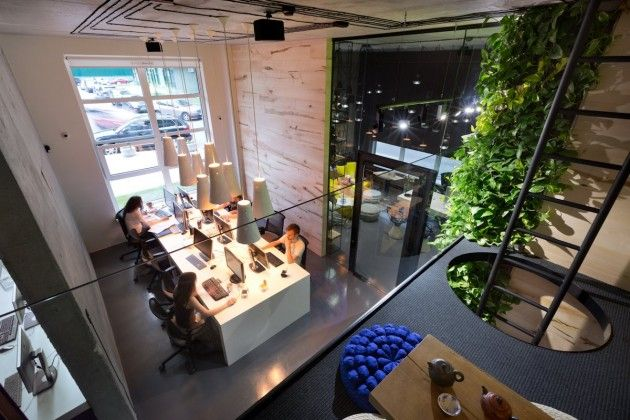Office and Showroom of Architectural Workshop Sergey Makhno » CONTEMPORIST