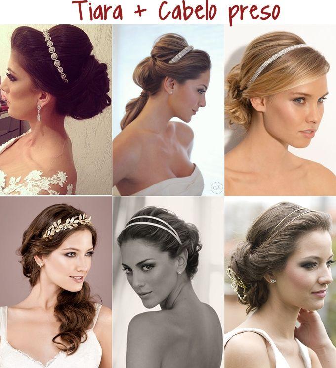 penteado-para-noivas - penteado preso - penteado para casamento