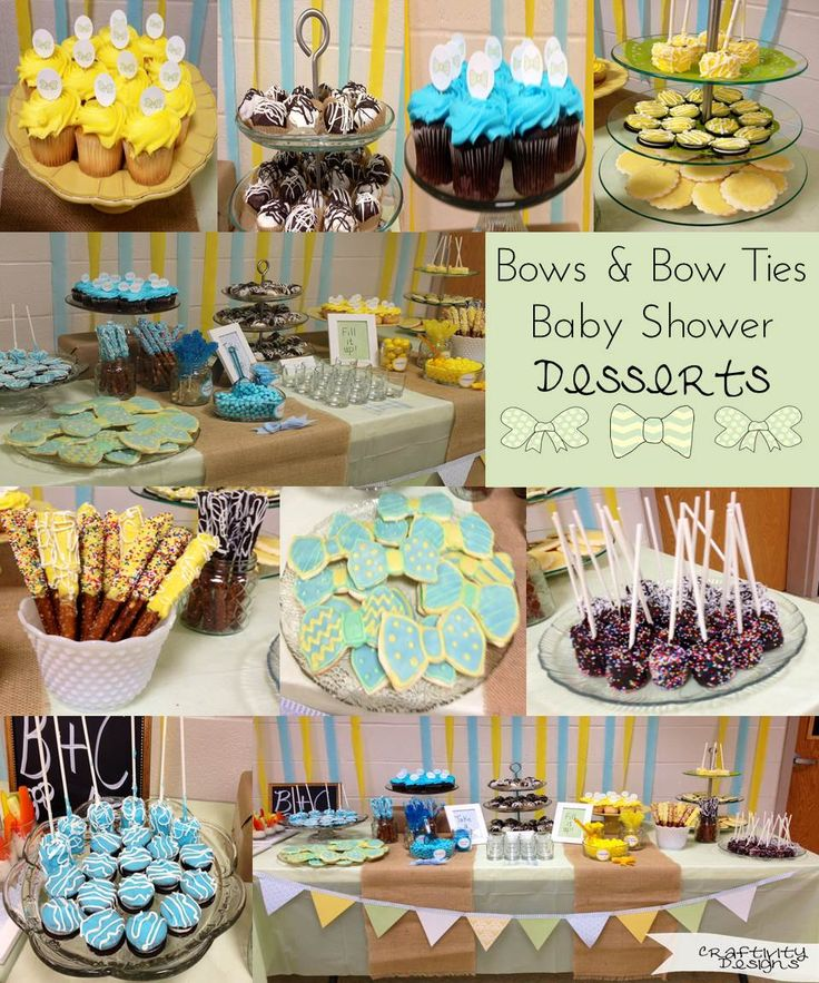 bows bow ties baby shower theme bows bowties. Black Bedroom Furniture Sets. Home Design Ideas