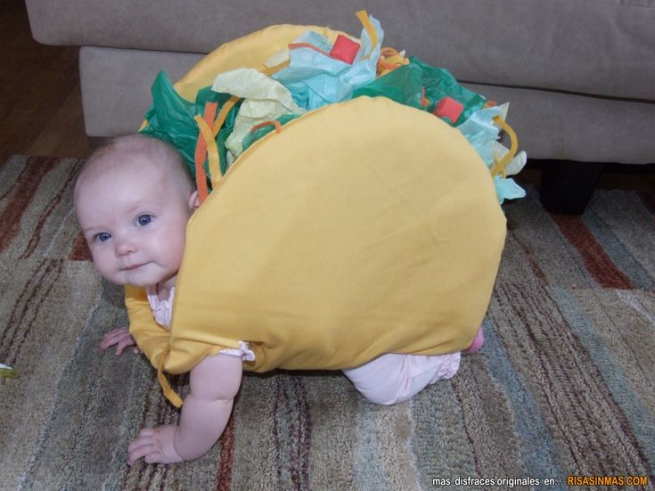 Disfraces originales: Taco