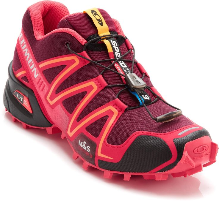 Built for trail races and fast-paced training.