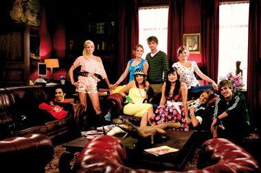 Het Huis Anubis hele cast seizoen 3