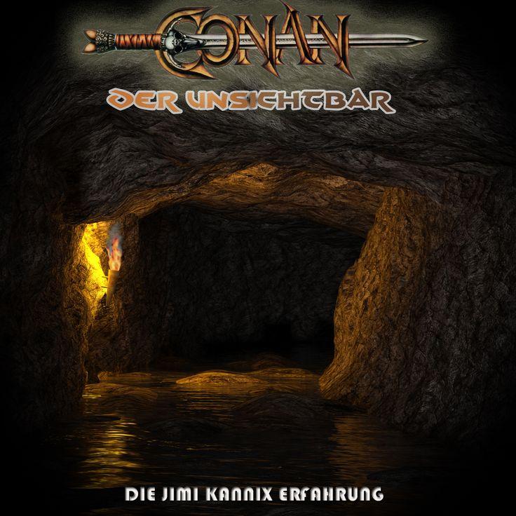 """Conan der Unsichtbar"" // Die Jimi Kannix Erfahrung ### Conan, Conan der Barbar"