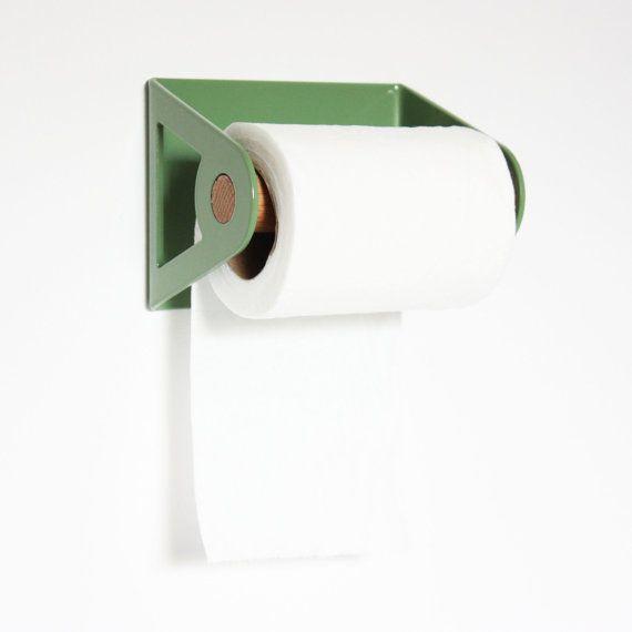 Toilet Paper Holder on Etsy, £42.35