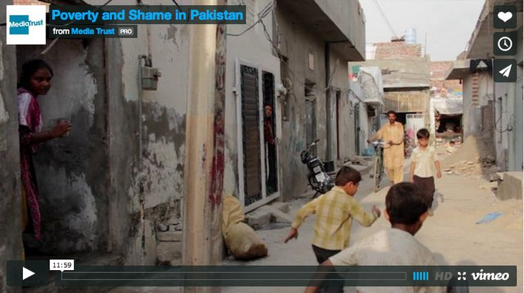 Poverty and Shame in Pakistan (VIDEO): http://togetherindignity.wordpress.com/2014/08/06/poverty-and-shame-in-pakistan-video/