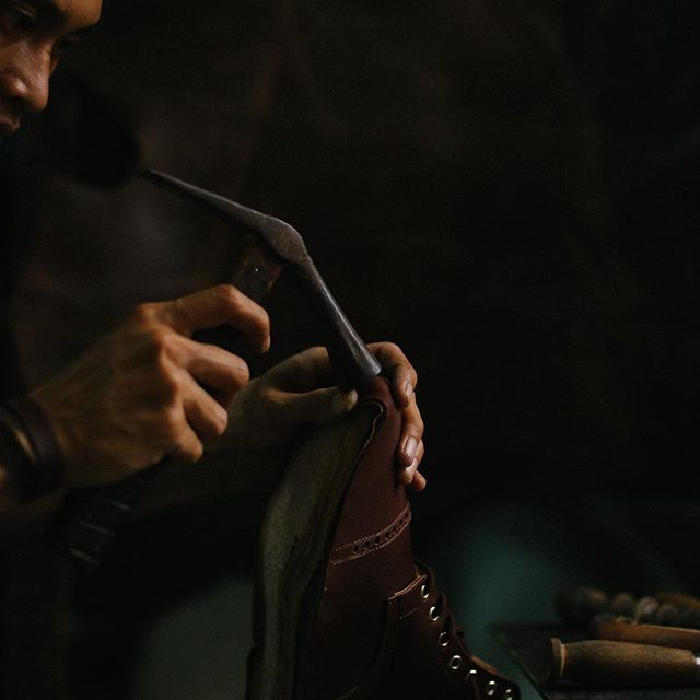The most crucial factor in producing quality handcrafted leather shoe is the craftsmen themselves. We employ only the finest craftsmen with supreme mastery of the art. As our philosophy suggest, quality should never be compromised.