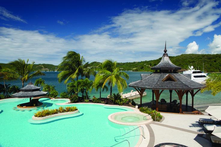 Calivigny Island, Caribbean, Indigo Lodges