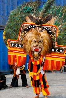 Traditional Dance - Jakarta, Indonesia