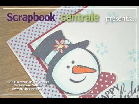 Scrapbook Centrale: Jour 6 * Douze jours de Noël / Day 6 * Twelve Days of Christmas