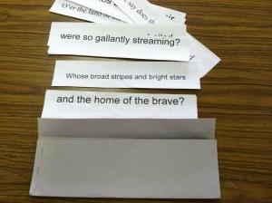 Star Spangled Banner Lesson Ideas