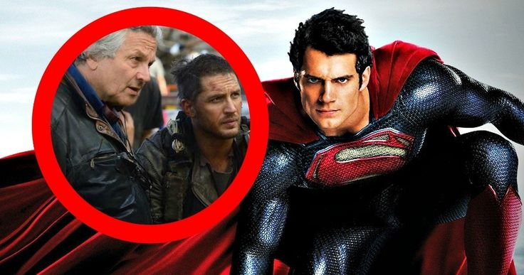 'Man of Steel 2' Gets 'Mad Max' Director George Miller? -- George Miller, who was set to direct 'Justice League' many years ago, is rumored to be directing the second 'Superman' solo adventure. -- http://movieweb.com/man-of-steel-2-director-george-miller/