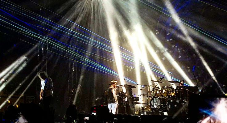 Who Wants to Live Forever Queen + Adam Lambert live, 21.06.2016, Bucharest, Romania