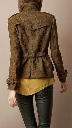Image result for burberry-womens-trench-coat-long-wool-peplum-jacket-khaki_2