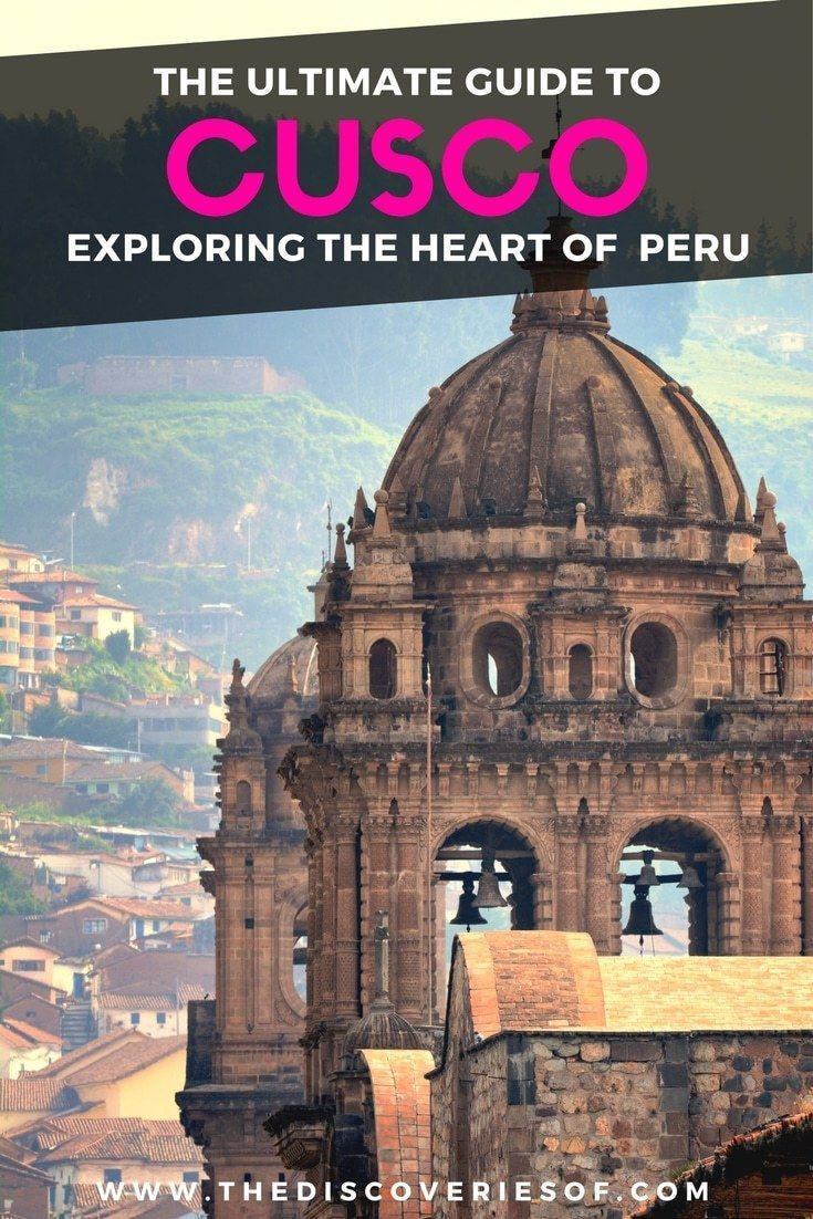 Explore Cusco, Peru with this epic travel guide to the best things to do, the best food and markets while you're in town. Click to read more.