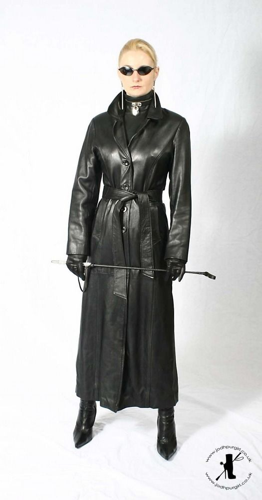 Mistress fur and leather part 1 9