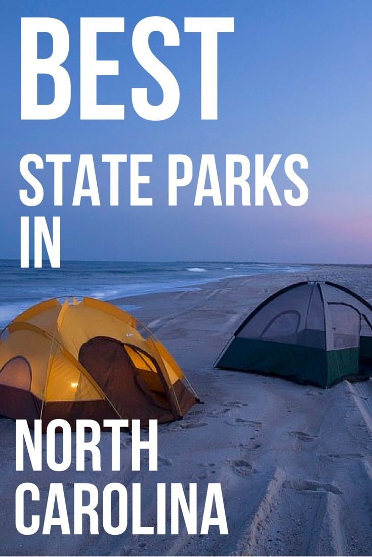This year marks NC State Parks' 100th anniversary. Here's a rundown of some of the best. #visitnc
