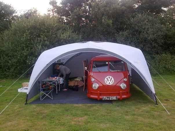 Coleman event shelter - 106 Rallye Register Forum